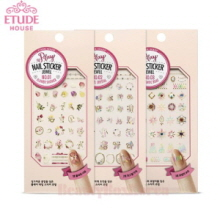 ETUDE HOUSE Play Nail Sticker 1ea [Jewel],ETUDE HOUSE